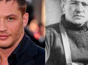 Hardy dará vida explorador Ernest Shackleton