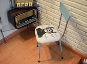 Cambio radical silla cocina formica años