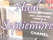 #Haul# ~Septiembre 2016~