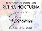 productos para rutina nocturna lujo