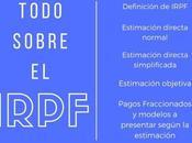 Todo debes saber sobre IRPF