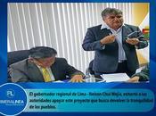 """""""BARRIO SEGURO""""… llama programa multisectorial para prevención delito MININTER GORE LIMA pondrán marcha Barranca"""