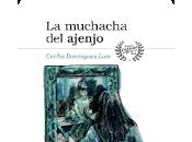 Reseña: muchacha ajenjo- Cecilia Domínguez Luís