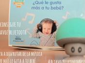 Descubre playlist personalizada para bebé gana altavoz bluetooth