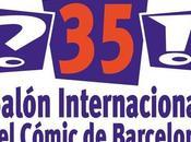 Salón Internacional Cómic Barcelona celebrará marzo abril 2017