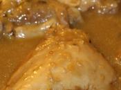 Pechuga pollo cerveza Thermomix