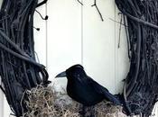 2521.- Coronas para decorar Halloween