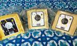 Mini hojaldres quesos oveja