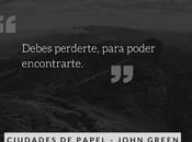 Debes perderte-Citas-John Green