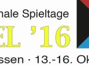 SPIEL16: feria juegos mesa grande Europa (Video)