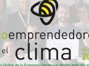 Emprendedores verdes clima planeta