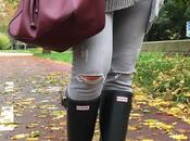 Wellies day.-