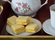 Bocaditos rellenos crema limón
