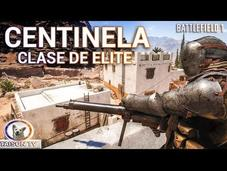 Tutorial: centinela Battlefield tanque humano