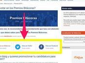 presento Premios Bitácoras 2016, ayudas?