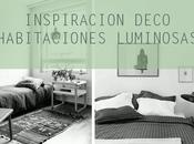 Inspiración: Habitaciones Blancas Luminosas.
