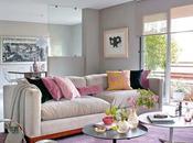 Apartamento colores pastel