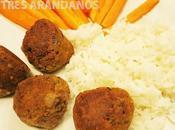 Albóndigas carne (pssst... berenjena)