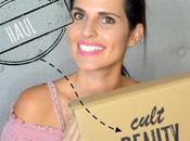 Vídeo youtube: haul maquillaje cult beauty