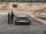 ¿Drift Montmelo Mustang RTR? Exacto