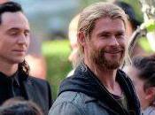 Concluye rodaje 'Thor. Ragnarok'