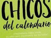 Reseña: chicos calendario febrero, marzo, abril Candela Ríos