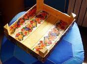 Reciclar caja fruta