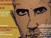 Conmemoración centenario nacimiento blas otero ateneo madrid
