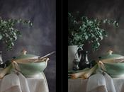 Cómo cambiar color fondo imagen Lightroom