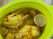 Pollo limón