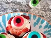 Miradas inquietantes (Mini Velvet Cakes)
