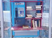 Mini Bibliotecas Urbanas Cabinas Teléfono