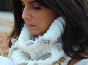 Cuellos lana étnicos