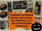 Compras Primor (2true, Wild, Pinkduck, Physicians Formulas)
