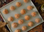 Panellets zanahoria coco