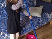 Guía actividades domésticas pueden hacer niños edades: años