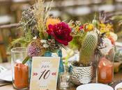Ideas boda: decoración diferente cactus