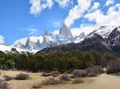 Chalten, trekking capital tiempo