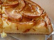 Tarta Queso Manzana