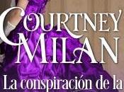 conspiración condesa Courney Milan