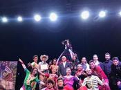 realizó celebración aniversario fundación Luis Potosí