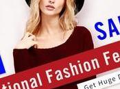 International fashion festival