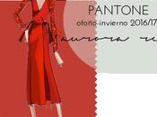 """Colores moda otoño invierno: """"aurora red"""""""