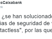 Vulnerabilidad tarjetas CaixaBank, S.A.