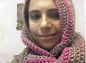 Bufanda capucha crochet