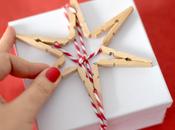 maneras hacer estrellas pinzas/ ways make clothespins stars christmas