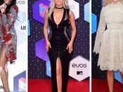 Alfombra roja European Music Awards 2016