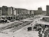 Fotos antiguas: Construyendo Gran Vía, 1921