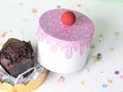 Cómo hacer caja forma tarta/ make birthday cake