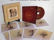 "Malikian lanza ""THE INCREDIBLE STORY VIOLIN"""
